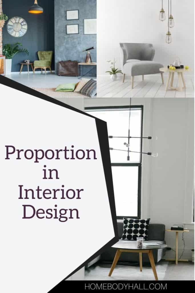 Propotion in Interior Design