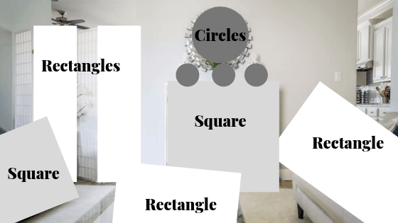 Simplified diagram of forms of living space