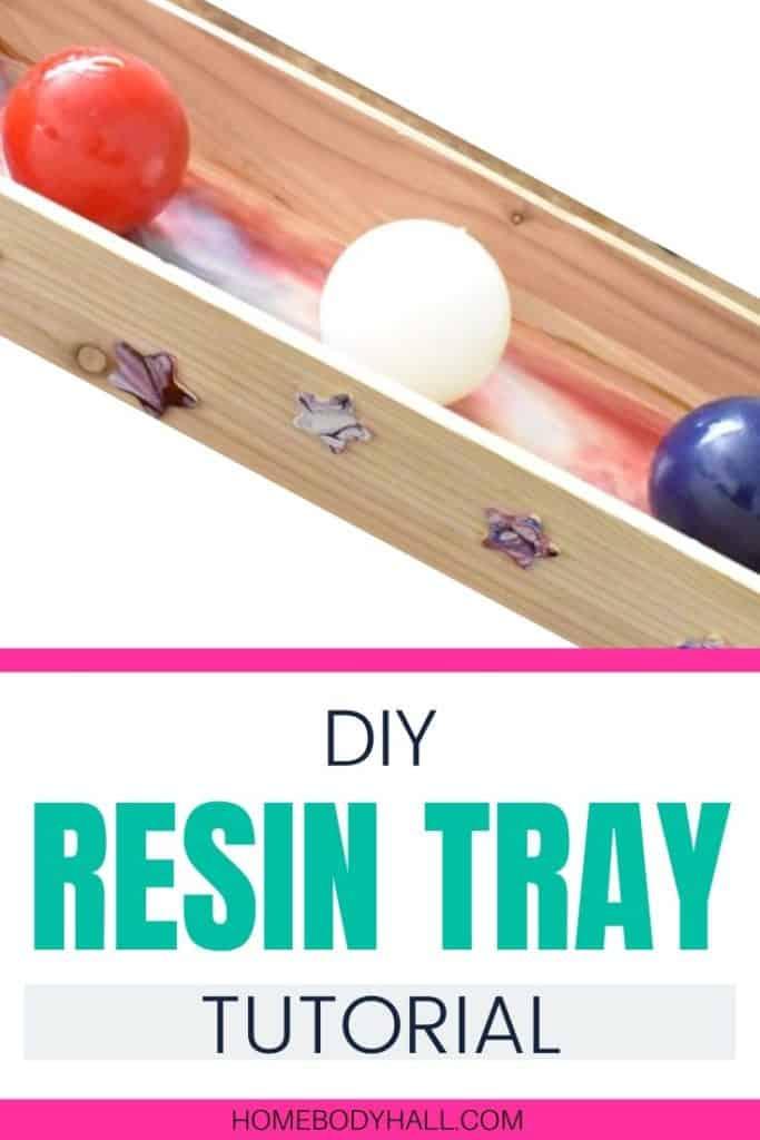 DIY Resin Tray Tutorial