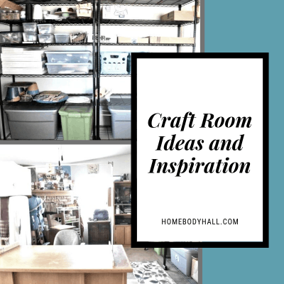 Craft room ideas and inspiration