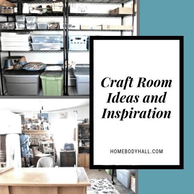 Craft room ideas and inspiration