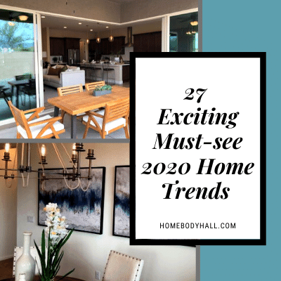 27 Exciting Must-see 2020 Home Trends