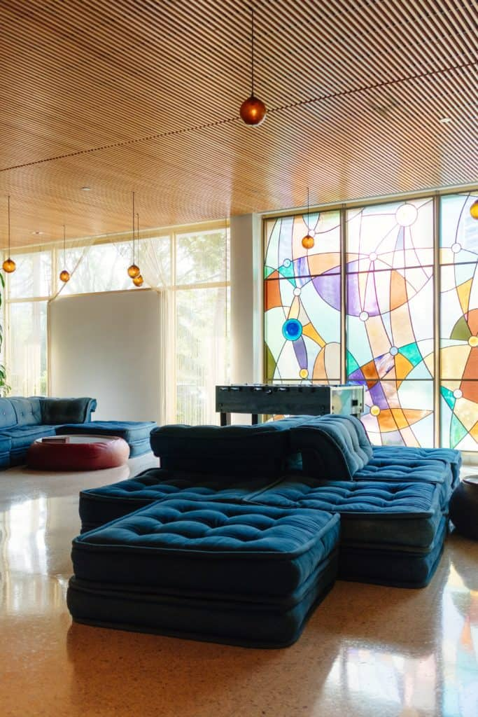 Stained Glass Window Coverings